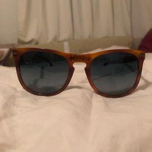 Persol 3055-S sunglasses Light brown/Blue